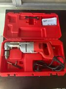 Milwaukee 1107-1 Corded 1/2 Heavy Duty Right Angle Drill And Case