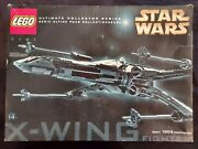 Lego Star Wars 7191 X-wing Fighter Ultimate Collectors Series, Unopened And Sealed