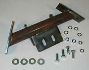 Chevy Tubular Crossmember Kit Th700r4 Th350 Or 4l60e Automatic Transmission