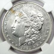 1895-s Morgan Silver Dollar 1 - Certified Ngc Au Details - Rare Coin