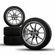19 Inch Rims Mercedes Benz E63 Andamp S W213 S213 Amg Winter Tires Winter Wheels