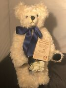 Priness Diana 'queen Of Hearts' Special Limited Edition Musical Hermann Bear