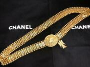 Chain Belt Angel Almost Gold _67251