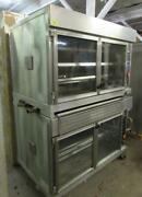 Hardt Inferno 3000 Double Stack Commercial Gas Rotisserie Oven