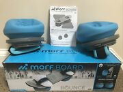 Morfboard Bounce Xtension Board Sold Separate Silver Cyan New And Open Box