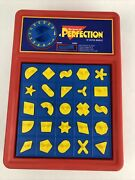 Extremely Rare Vintage 1990 The Game Of Perfection By Milton Bradley Vgc Look