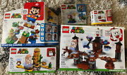 Lego Super Mario Brothers Set Lot 5 Total Nm Sealed