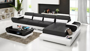 Design Corner Couch Sofa Pads Set Coffee Table New 2tlg