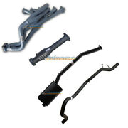 Extractors Cat And 2.5 Exhaust For Ford Falcon Ea Eb Ed Ef El Au 6cyl Wagon