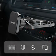 Cd Slot Mobile Phone Magnetic Holder For In Car Stand Mount Gps Iphone/samsung