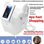 Electromagnetic Muscle Building Fat Burning Machine Body Shaping Vacuum Slimming