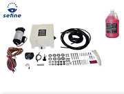 Aem V3 Water/methanol Injection Kit And Boost Juice 1 Gallon 30-3300 + 40008