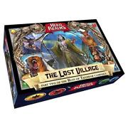 Hero Realms The Lost Village Expansion Cooperative Deck-building Fantasy Themed