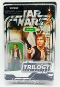 Star Wars The Original Trilogy Collection Han Solo 2004