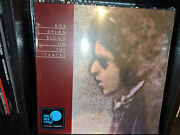Bob Dylan - Blood On The Tracks - Vinyl Lp Reissue - New And Sealed