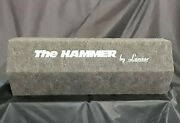 The Hammer By Lanzar 12 Old School Subwoofer Bass Cannon Enclosed Brand New