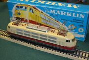 Marklin 3054 Ho Scale Db Electric Locomotive With Digital Conversion And Box