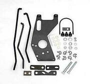Chevy Shifter Installation Kit, Hurst Competition Plus, Saginaw 4-speed,