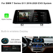 Android 10 Car Gps Video Player Wifi Wireless Carplay For Bmw 7 Series G11 2018