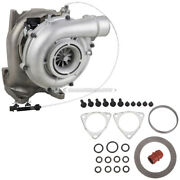 For Ford 6.4l Powerstroke Stigan High Pressure Turbo Turbocharger And Gaskets Csw