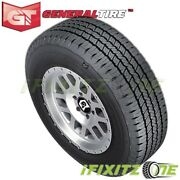 1 General Grabber Hd 225/75r16c 121/120r E/10 Commercial Traction Truck Tires