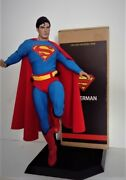 1/6 Superman Christopher Reeve Custom Action Figure Not Hot Toys