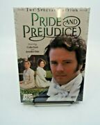 Pride And Prejudice Dvd 2001 Special Edition New