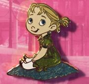 Disney Store Animators Collection Frozen Anna Limited Edition Pin Le 1300 New