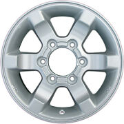 15and039and039 Silver Alloy Wheel 2001-2004 Nissan Frontier 62406