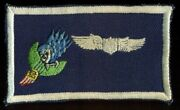 Usaf 1st Sos Special Operations Squadron Nametag Wing Patch Ct4