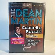 Dean Martin Roasts Stingers And Zingers [8dvd] Celebrity Roast Andbull New Sealed