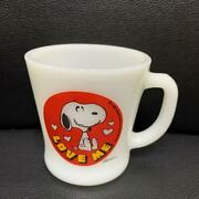 Fire King Snoopy Vintage