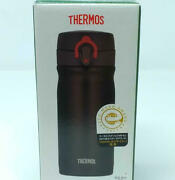 Thermos Vacuum Insulated Mobile Phone Mug Water Bottle 0.35ml Canteen 350ml