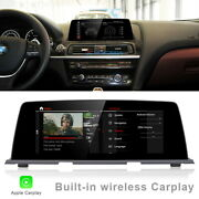 Android 10.0 Car Gps Navigation Player Video + Carplay For Bmw 6 Series F06 F12