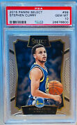 💎2015 Stephen Curry Panini Select Prizm 99 Psa 10🔥bgs Cheapest One Listed