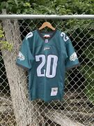 Nfl Philadelphia Eagles Brian Dawkins Mitchell And Ness Legacy Throwback Jersey