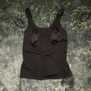 Nancy Ganz Bodyslimmers Every Day Camisole Large Style 03310 Tank Top 21-1784