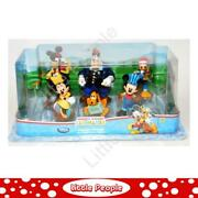 Disney Mickey Mouse Clubhouse Figurine Playset /caketoppers