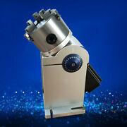 80mm Chuck Rotation Axis Stepping Driving For Fiber Laser Marking Machine Cnc