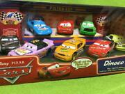 Disney Cars Dynaco 400 Set Of Racers 1/55 There Is Difficulty In The Outer Box