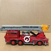 Tomica Daidy Fire Engine 1/82 Red Tire
