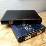 Oxford Kjv Scofield Reference Bible Genuine Leather Cowhide New In Box L@@k🌟
