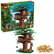 Lego Ideas Tree House 21318 Brand New 3036 Pcs Collectible Free Us Shipping