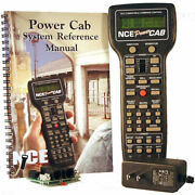 Nce 25 Power Cab Dcc Complete N Ho Scale Dcc Starter System 2 Amp 5240025