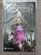 The Power Of The Dark Crystal Comic 1, Signed By Simon Spurrier, New