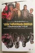 The Walking Dead Compendium 4 Scratch And Dent Image Graphic Novel Comic Book