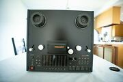 Tascam Tsr-8 Reel To Reel Tape Recorder 8 Track With Remote Refurbished