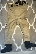 Simms Gore Tex Waders Size L