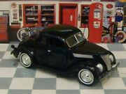 Classic American Motoring 1937- 1940 Ford V8 Coupe 1/64 Scale Limited Edition V