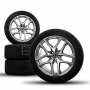 Amg Mercedes 20 Inch Rims Glc 63 Andamp S X253 W253 Complete Winter Wheels